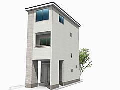 板橋区本町新築分譲住宅販売開始致しました。2020年11月完成予定です。
