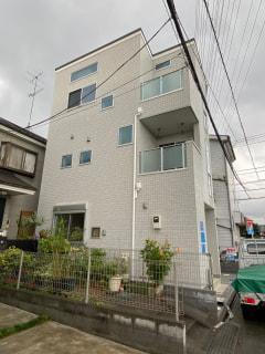 立川市若葉町ビルトインガレージ付新築分譲住宅完成しました。