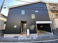 八王子市小門町新築ガレージハウス販売を開始しました。